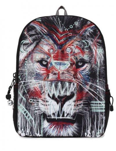 "AmericanKids  Backpack  ""Basqu Lion"" - Kid's school backpacks 1- 4 grade"