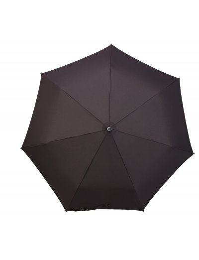 Alu Drop S TM  4 Sect. Auto O/C Black - Ladies umbrella