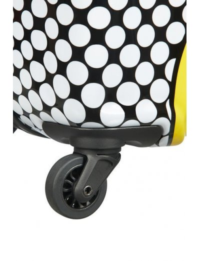 AT Spinner 4 wheels Disney Legends 75 cm Minnie Mouse Polka Dot - Product Comparison