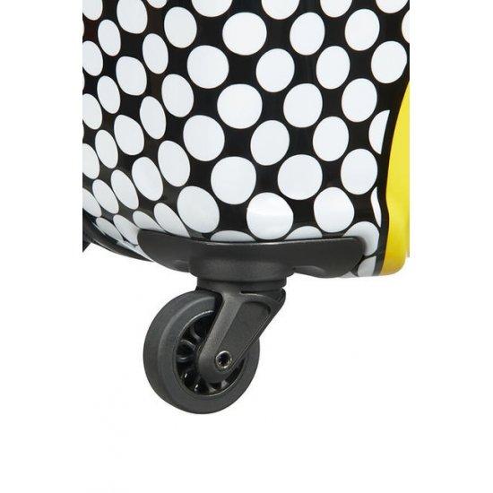 AT Spinner 4 wheels Disney Legends 75 cm Minnie Mouse Polka Dot