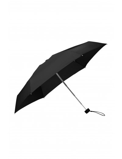Minipli Colori S  5 Sect. Manual Black - Ladies umbrella