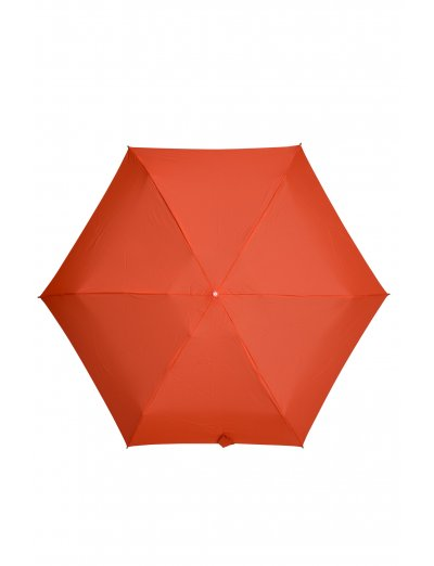 Minipli Colori S  5 Sect. Manual Autumn Red - Umbrellas