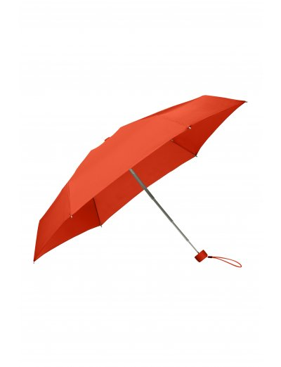 Minipli Colori S  5 Sect. Manual Autumn Red - Ladies umbrella