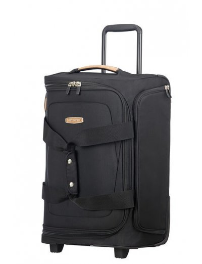 Spark SNG Eco Duffle with Wheels 55cm Black - Duffles