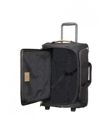 Spark SNG Eco Duffle with Wheels 55cm Black - Spark Sng  Eco