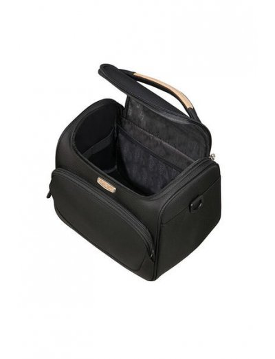 Spark SNG Eco Beauty Case Black - Toiletry bags and cases