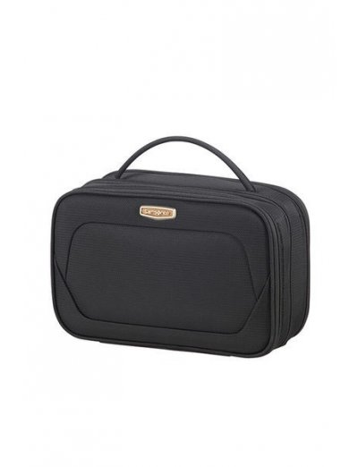 Spark SNG Eco Toiletry Bag Black - Toiletry bags and cases