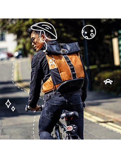 2WM Laptop Backpack 15.6 - 2WM