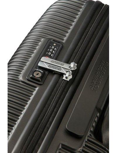 Modern Dream Spinner (4 wheels) 55cm Universe Black - Hardside suitcases