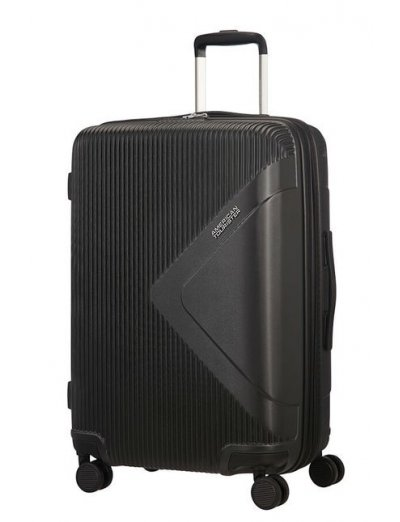 Modern Dream Spinner (4 wheels) 69cm Universe Black - Women's suitcases