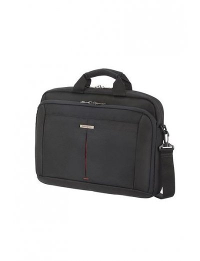 GuardIT Bailhandle 49.6cm/15.6inch Black - Men's business bags