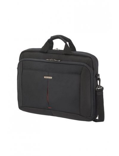 GuardIT Bailhandle 43.9cm/17.3inch Black - Men's business bags