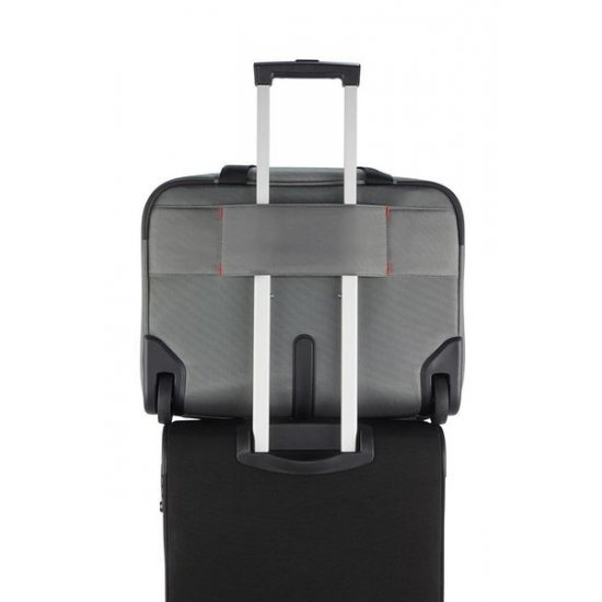 GuardIT Rolling Tote 43.9cm/17.3inch Grey