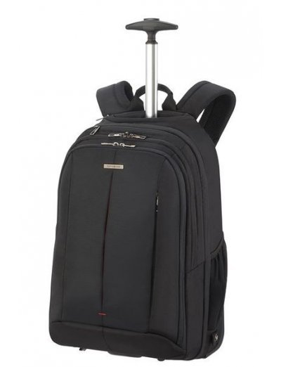 GuardIT 2.0 Laptop Backpack M 15.6inch Black - Backpacks with wheels