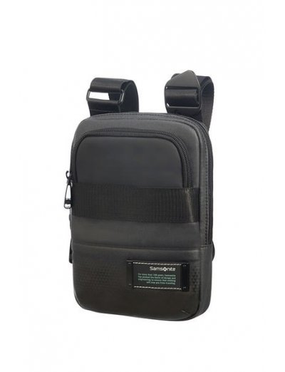 Cityvibe 2.0 Crossover bag S  Jet Black - Tablet bags