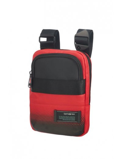 Cityvibe 2.0 Crossover bag S Lava Red - Tablet bags