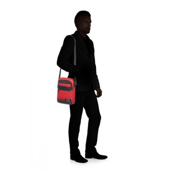 Cityvibe 2.0 Crossover bag  Lava Red