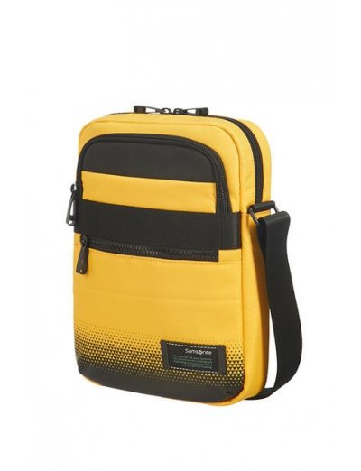 Cityvibe 2.0 Crossover bag  Golden Yellow - Tablet bags