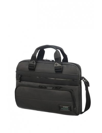 Cityvibe 2.0 Slim Bailhandle 15.6inch Jet Black - Men's sports bags