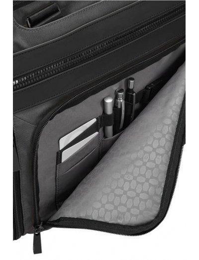 Cityvibe 3 Way Business Case Expandible 15.6inch Jet Black - Product Comparison