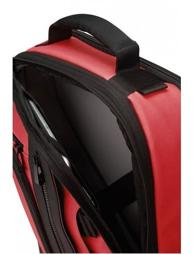 Cityvibe 3 Way Business Case Expandible 15.6inch Lava Red - Men's sports bags