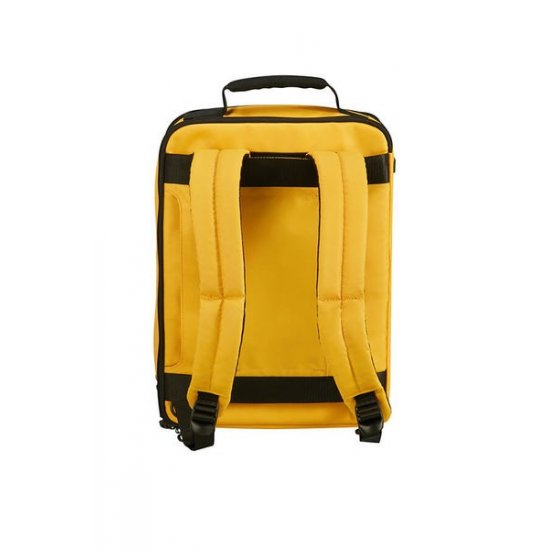 Cityvibe 3 Way Business Case Expandible 15.6inch Golden Yellow