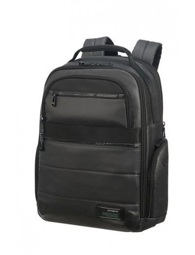 Cityvibe 2.0 Laptop Backpack Expandable 15.6inch Jet Black - Ladies backpacks