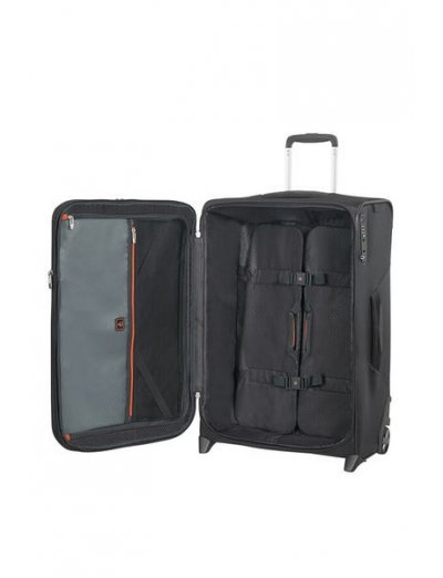 X'blade 4.0 Upright Ехр (2 wheels) 77cm Black - Large suitcases