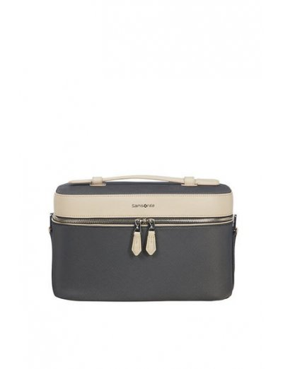 Gallantis Beauty case Grey - Toiletry bags and cases