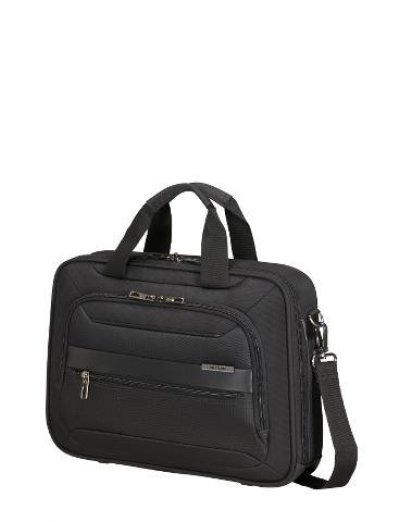 Vectura EVO Bailhandle 35.6cm/14,1″ Black - Men's business bags
