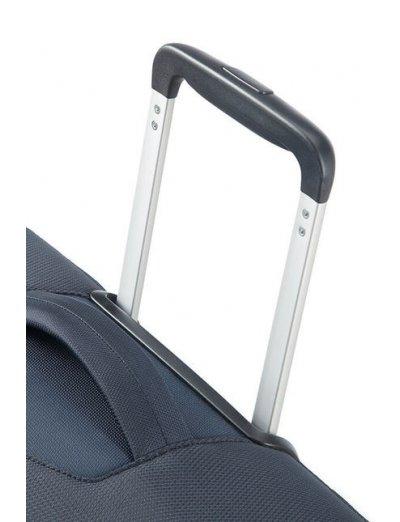 Summerfunk Spinner (4 wheels) 79cm Exp. Navy - Softside suitcases