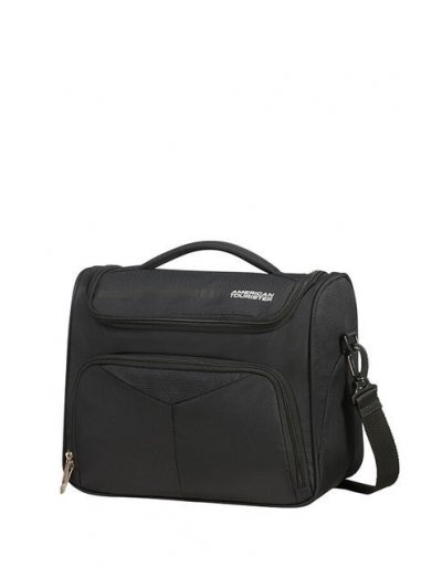 Summerfunk Spinner Beauty case Black - Toiletry bags and cases