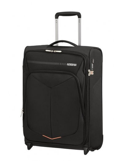 Summerfunk Upright (2 wheels) 55cm Black - Softside suitcases