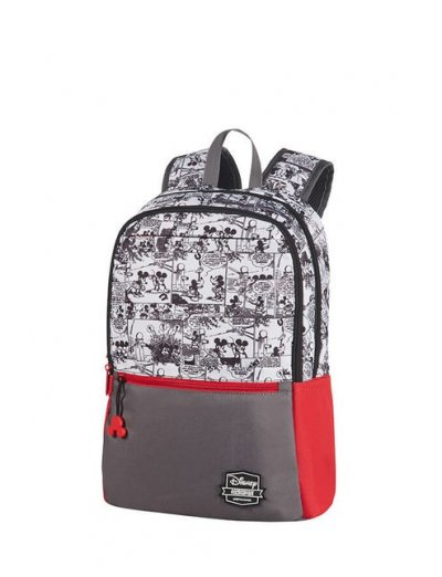 Urban Groove Disney  Backpack Mickey Comics Red - Duffles and backpacks