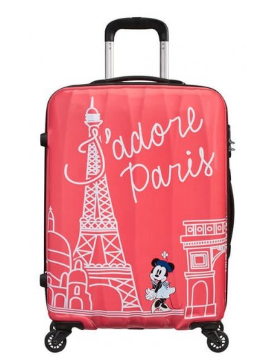 AT Spinner 4 wheels Disney Legends 65 cm Minnie Paris - Product Comparison