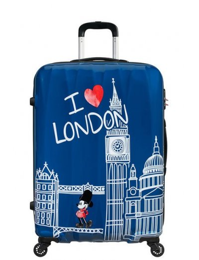 AT Spinner 4 wheels Disney Legends 75 cm Mickey London - Product Comparison