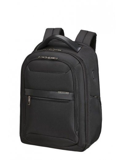 Vectura Evo Laptop Backpack 15.6 Black - Laptop backpacks