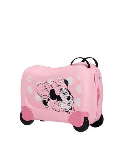 Dreamrider Spinner (4 wheels) Minnie Glitter - Kids' suitcases