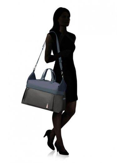 Pow-Her  Duffle Bag Cloudy Blue - Duffles