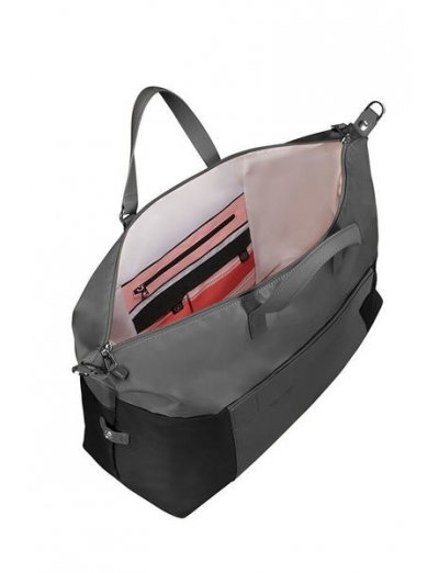 Pow-Her  Duffle Bag Black - Pow-Her