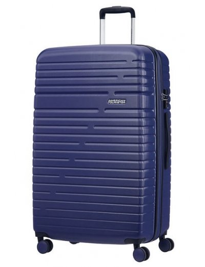 Aero Racer Spinner (4 wheels) 79cm Exp.  Nocturne Blue - Large suitcases