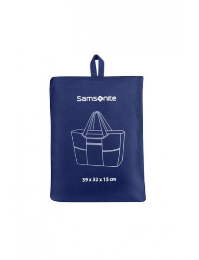 Foldaway Tote - Luggage cover including address labels