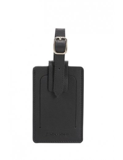 Travel Accessories ID Leather Luggage Tag - Accessories