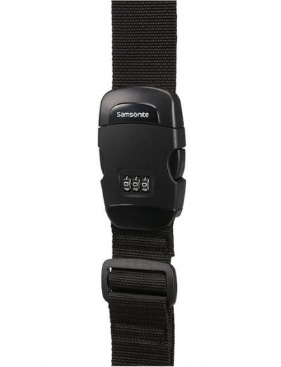 Safe Luggage Strap with 3 Combi Lock - Luggage ribbons