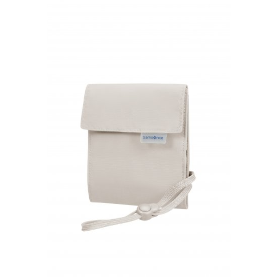 Deluxe multi-pocket neck pouch