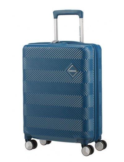 Flylife Spinner (4 wheels) 55cm Petrol Blue - Flylife