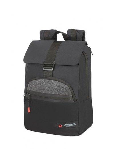 City Aim Laptop Backpack 14 inch Black - City Aim