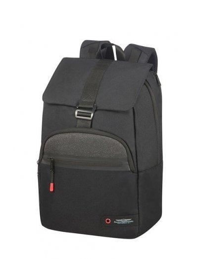 City Aim Laptop Backpack 15.6inch Black - City Aim