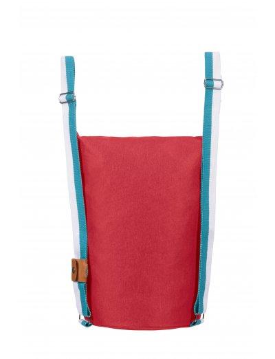 Duffle/Backpack Fun Limit  Cardinal Red - Ladies backpacks