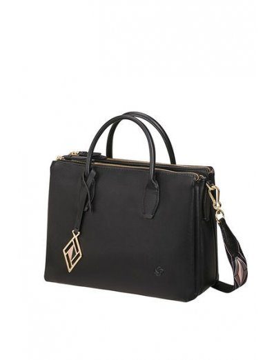 Seraphina Shopping bag Black Geometric - Product Comparison
